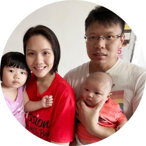 Charmaine & Kuo Wei